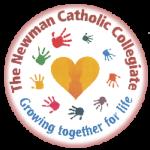 Newman Catholic Collegiate logo Newman Catholic Collegiate